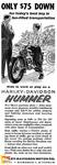 1957 Harley Hummer