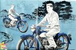 1958 Harley 165