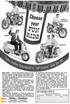 1960 Harley Super 10 & Topper photo