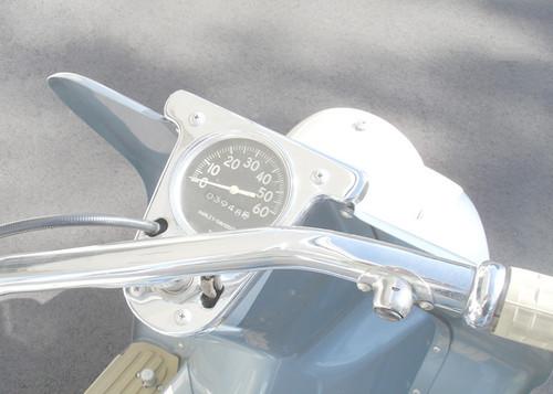1960 Speedometer