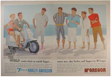 1960 Topper ad