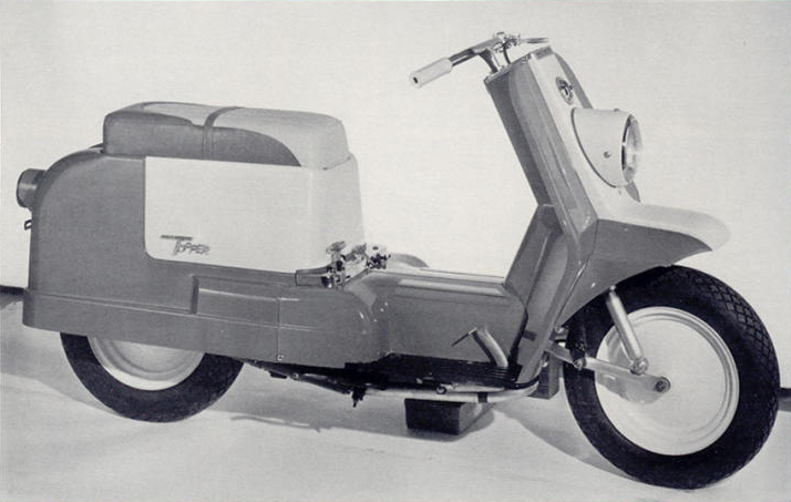 1961 Harley Topper