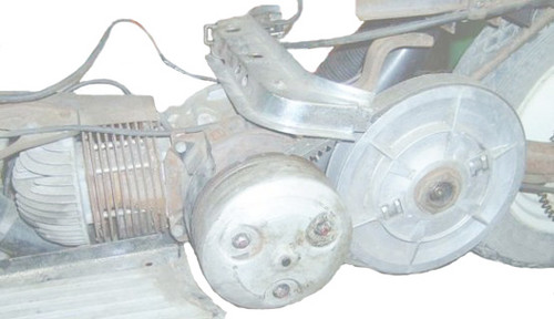 1961 topper engine