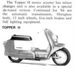 1963 H Topper