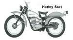 Harley Scat