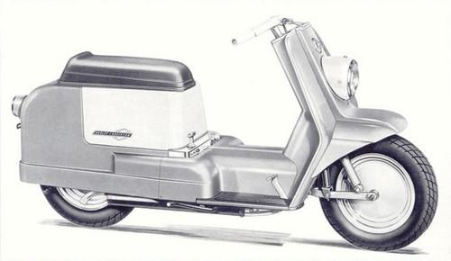 1964 Harley Topper