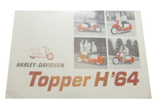 1964 H topper