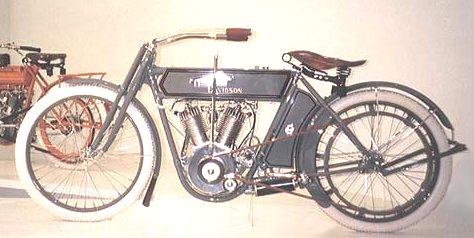 1911 harley