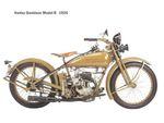 1926 model B harley