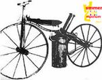 Highlight for Album: (1865)Ropertt steam powered motorcycle