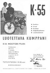 Zid k55 Finnish ad