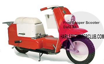 1965 Harley Topper carry-all picture