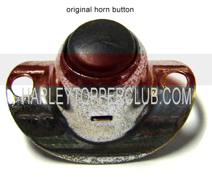 Harley Topper Horn Button