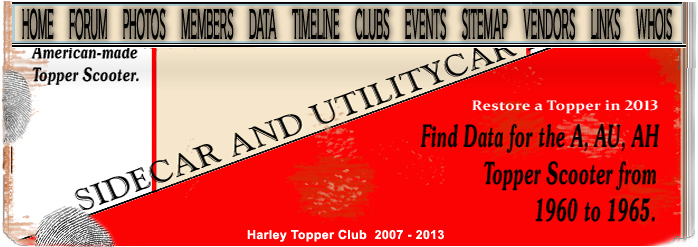 Harley Topper Club Home Page